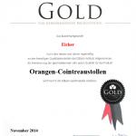 Orange-Contreau-Stollen